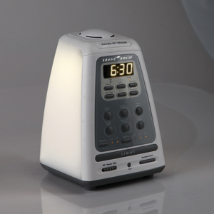 sound oasis wake-up light