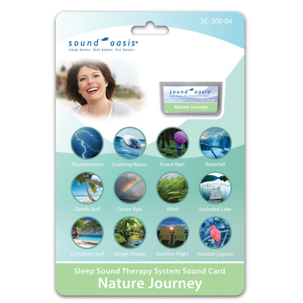 SC-300-04 Nature Journey Sound Card