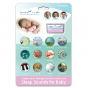 SC-300-05 Sound Oasis Sleep Sounds for Baby Sound Card