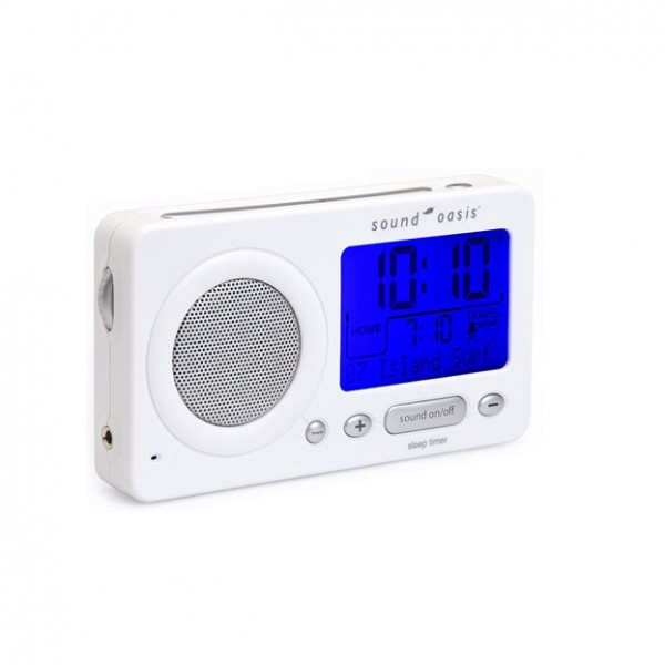 S 850w Travel Sleep Sound Therapy System Sleep Therapy