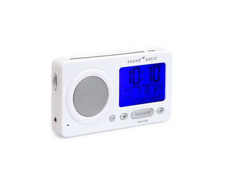 S 850w Travel Sleep Sound Therapy System Sleep Therapy