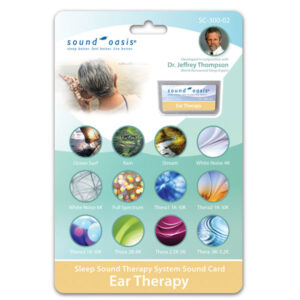 SC-300-02 Tinnitus Therapy Sound Card