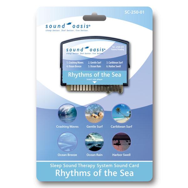 SC-250-01 Rhythms of the Sea Sound Card