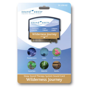 SC-250-02 Wilderness Journey Sound Card