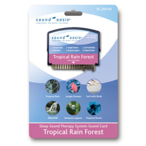 SC-250-03 Tropical Rain Forest Sound Card