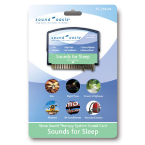 SC-250-04 Sounds for Sleep Sound Card