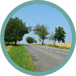 country-road-web-icon