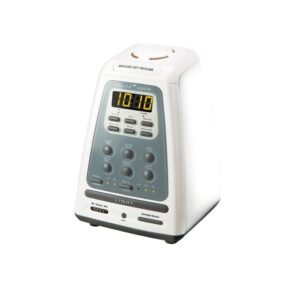 BLS-100 light alarm clock