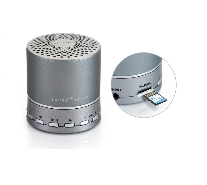 Bluetooth Sleep Sound Therapy System With Custom Sound
