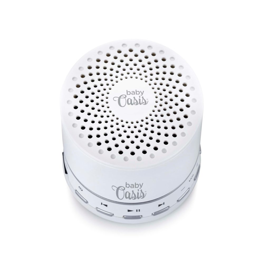 Bluetooth Baby Sound Machine White Noise For Babies