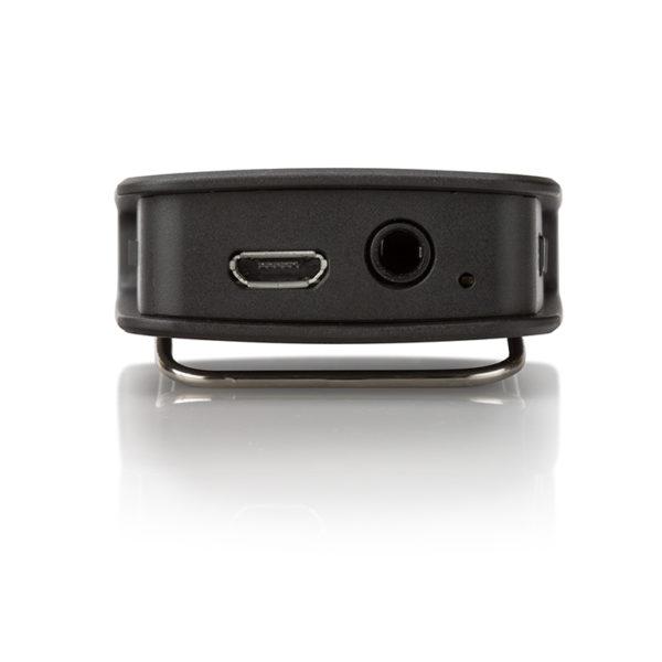 smallest white noise machine bottom view