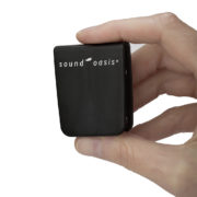 white noise machine fits in your hand