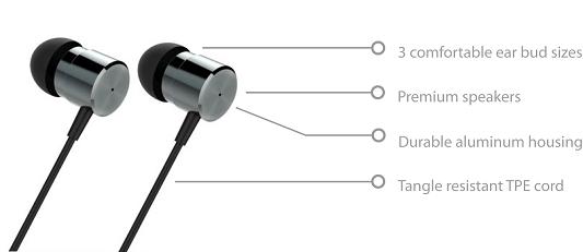 Premium white noise headphones
