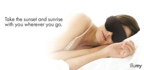 sunrise eye mask for sleep
