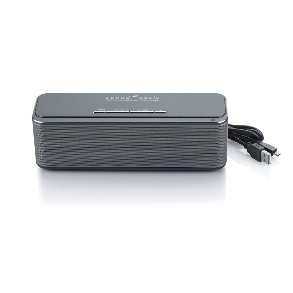 Stereo Bluetooth sound machine white noise