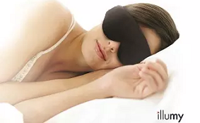 illumy sleep and wake mask