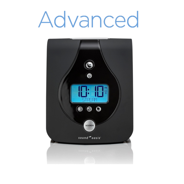 Advanced Sleep Sound Therapy System (S-680-01)
